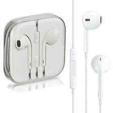 GENUINE Apple iPhone, iPad, iPod, Earpods Earbuds Earphones Handsfree with Mic