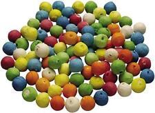 Sachet de 100 boules cotillons pour une personne boule dancing loisirs créatif