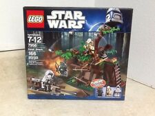 Lego Star Wars Ewok Attack 7956 Retired