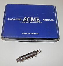 ACME BRITISH POLICE WHISTLE NEW