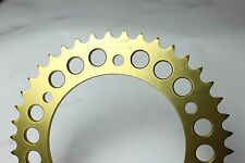 Renthal Rear Sprocket Honda 08 to 16 sc59 CBR1000RR Fireblade 411 520 43 GOLD
