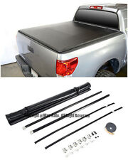 For 2014 GMC Sierra 2500HD 3500HD ALL CAB 8 Ft Long Bed Roll-Up Tonneau Cover