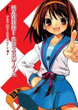 The Melancholy of Haruhi Suzumiya Episodes 1-14 English Audio Discs 2 DVD