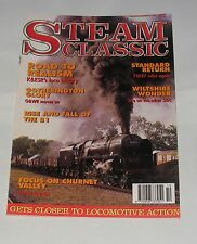 STEAM CLASSIC OCTOBER/NOVEMBER 1997 - ROAD TO REALISM/RISE AND FALL OF THE B1