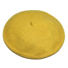 Fashion Woolen Warm Winter Hat Women French Beret Beanie Hat Painter Cap