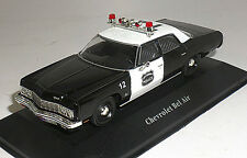 Atlas 1/43 Chevrolet Bel Air Police