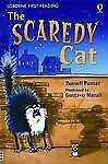 The Scaredy Cat Usborne First Reading: Level 3
