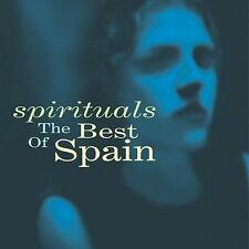 SPAIN Spirituals - The Best of Spain (CD 2003) 16 Songs Greatest Hits Album Rock