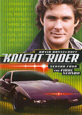 Knight Rider-season Four [dvd/repackage] [6discs] (Universal) (mcad61131651d)