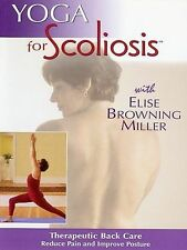Yoga for Scoliosis (DVD, 2006)