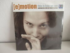 PUB PRODUITS LAITIERS EMOTION This is how we are 03098 CD SINGLE S/S