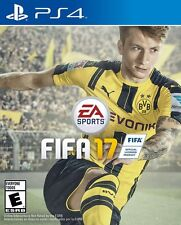 NEW FIFA 17 (Sony PlayStation 4, 2016) Soccer Football