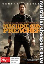 Machine Gun Preacher DVD NEW, FREE POSTAGE WITHIN AUSTRALIA REGION 4