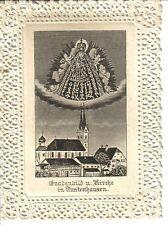 Wallfahrt Andacht Bild Spitze Tuntenhausen Gnadenbild