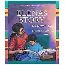 Tales of the World: Elena's Story by Nancy Shaw (2012, Picture Book)