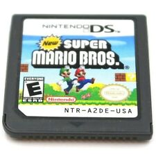 SUPER MARIO BROS Game Card For Nintendo DS NDS DSI 3DS US Version