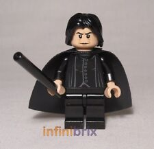 Lego Professor Snape from set 4842 Hogwarts Castle Harry Potter BRAND NEW hp100