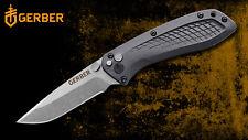 Couteau Gerber US Assist Standard Lame Acier 420HC Manche GRN Made USA G30001206