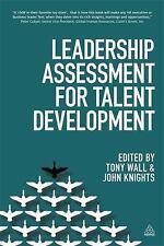 Leadership Assessment for Talent Development (2013, Hardcover)