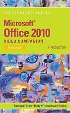 Microsoft Office 2010 Illustrated Introductory Video Companion DVD for BeskeenCr