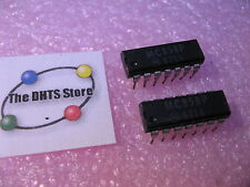 MC858P Motorola Quad NAND Gate IC MC858 Plastic NOS Qty 2