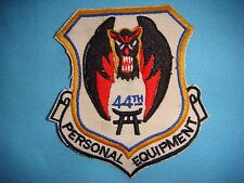 US 44th TACTICAL FIGHTER SQUADRON PERSONAL EQUIPMENT AT OKINAWA PATCH