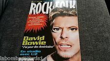 ZZ- REVISTA MAGAZINE ROCK & FOLK Nº354 - DAVID BOWIE - DAFT PUNK - ETIENNE DAHO