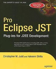 Expert's Voice in Java: Pro Eclipse JST : Plug-Ins for J2EE Development by...