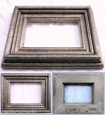 C17R Luce 30,5x20,7 cm CORNICI NUDA CORNICE BAROCCO ANTICATA FIRMATA medippolito