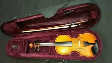 1/16 Size Violin Outfit by Höfner, Germany