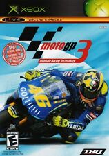 Moto GP 3 Xbox Great Condition Complete Fast Shipping
