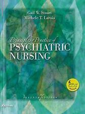 Principles and Practice of Psychiatric Nursing-ExLibrary