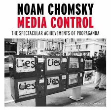 Media Control: The Spectacular Achievements Of Propaganda (Open Media), Noam Cho