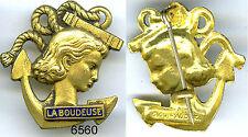 6560- MARINE - LA BOUDEUSE