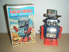 Radar Robot  '70 made in Japan plastic