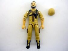 GI JOE TAN CLUTCH Vintage Action Figure Vamp Driver COMPLETE 3 3/4 C8+ v2 1984