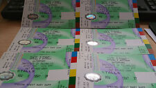 Daniel O'Donnel unused concert ticket  Stalls C 37-42  2004