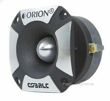 "ORION CTW200 +2YR WRNTY 3.75"" 350W COBALT CAR AUDIO STEREO COMPONENT TWEETER"