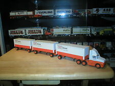 1993 Winross TNT United Truck Lines Triples 1/64 Scale Diecast