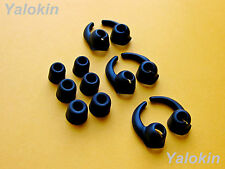 12pcs (BMF-BSTB) Memory Foam and Stabilizer Eartips for Jaybird Bluebuds X