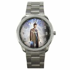 Dr Who Doctor Who TV series #J01 Sport Metal Watch