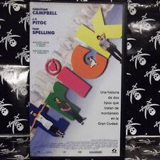 TRICK (Jim Fall) VHS . christian campbell jp pitoc tori spelling lorri bagley