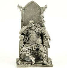 Vikings. King of Northerners. Norse. 54mm Tin toy soldier 1/32 metal sculpture