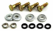 Mustang Seat Belt Bolts Coupe / Fastback 1967 - 1968 - AMK