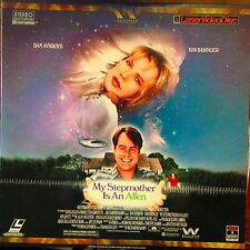My Stepmother Is An Alien -  Laserdisc  Buy 6 For Free Shipping