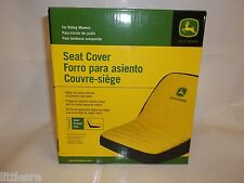 NEW JOHN DEERE SMALL SEAT COVER FOR SEATS WITH 11in BACK REST LAWN TRACTORS