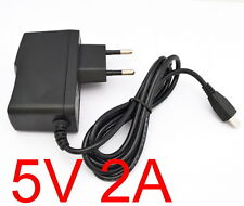 AC Converter Adapter DC 5V 2A Power Supply Charger EU plug 2000mA MICRO USB 10W