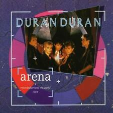 DURAN DURAN - Arena (CD 1984) RARE First Edition [Made in JAPAN] EXC No Barcode
