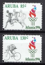 Dutch Antilles / Aruba - 1996 Olympic games Atlanta Mi. 178-79 MNH