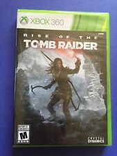 Rise of the Tomb Raider for XBOX 360 NEW
